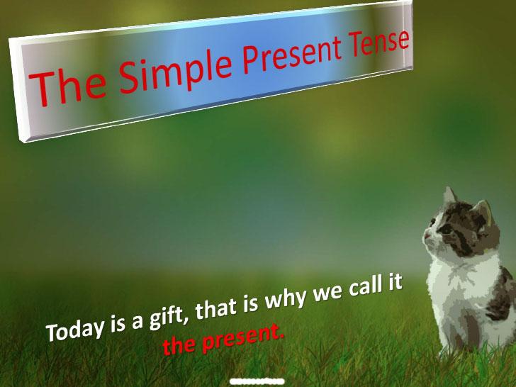 Belajar Mudah Simple Present Tense