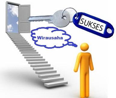 Kunci Sukses Adalah Berwirausaha