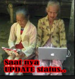 gambar foto lucu buat komentar fb