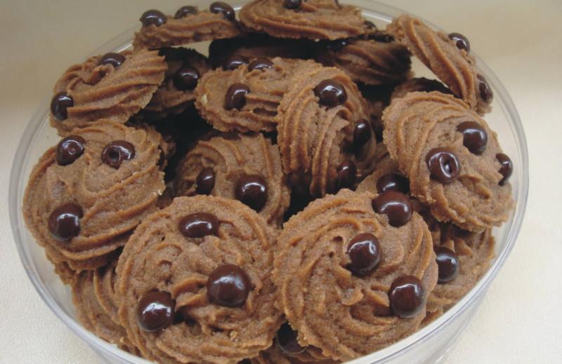Kue Kering Coklat CaraBiasa.com