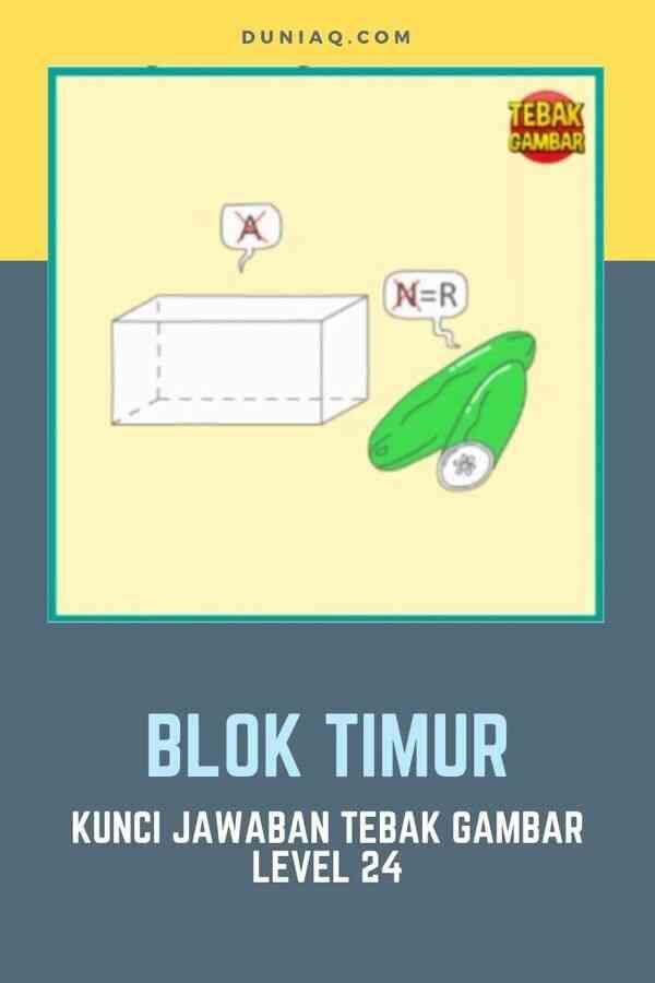 LEVEL 24 BLOK TIMUR