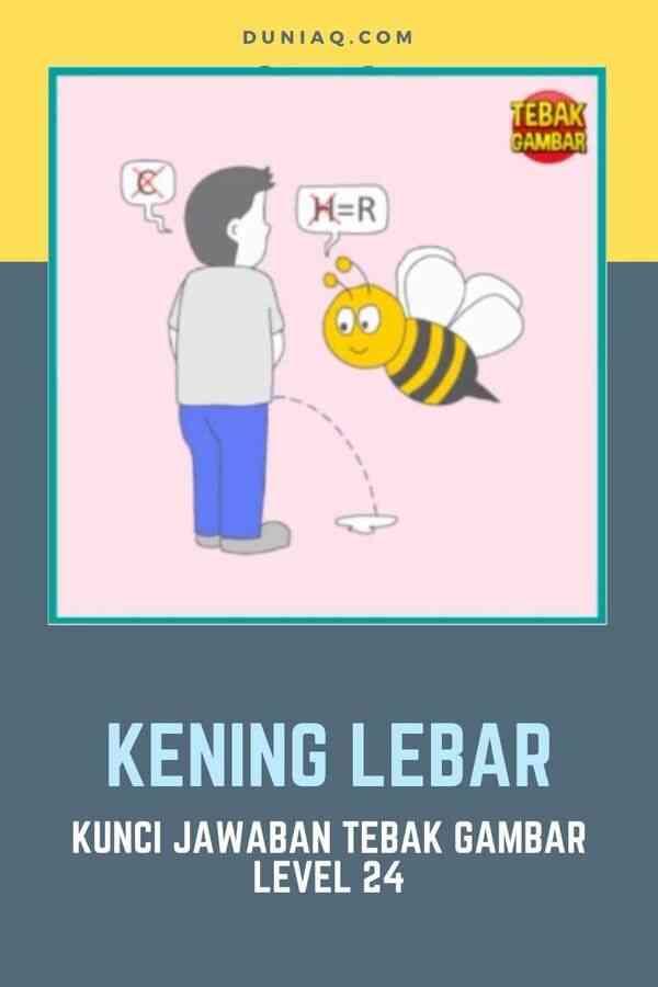 LEVEL 24 KENING LEBAR