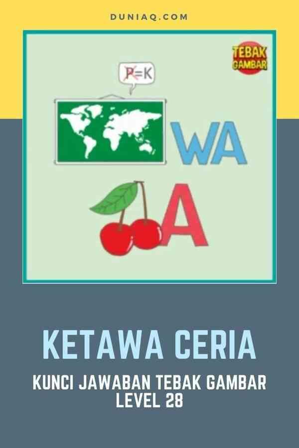 LEVEL 28 KETAWA CERIA