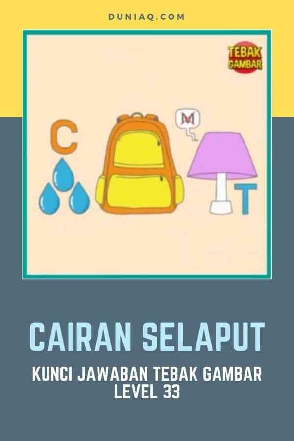 LEVEL 33 CAIRAN SELAPUT